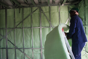 Isotherm Wall Insulation