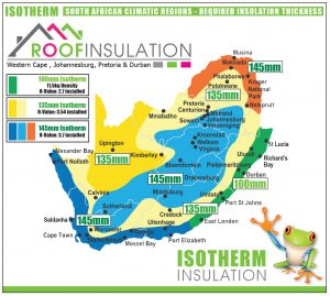 145mm Isotherm Insulation
